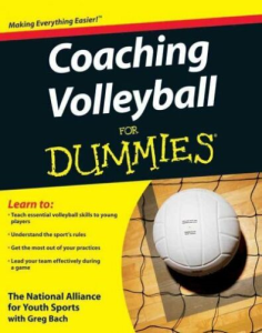 Coaching Volleyball for Dummies | eBooks | Sports