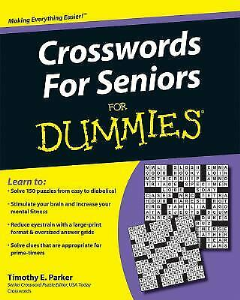 crosswords for seniors for dummies