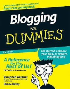 Blogging for Dummies | eBooks | Other