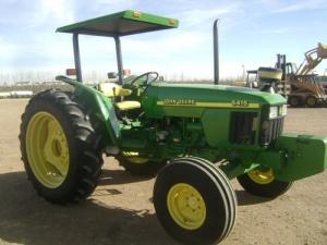 download john deere tractors 5415, 5615, and 5715 technical sevice repair manual tm606719