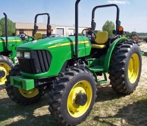 download john deere tractors 5225, 5325, 5425, 5525, 5625, 5603  technical service repair manual (tm2187)