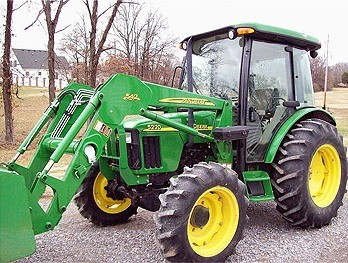 Download John Deere Tractors 5220, 5320, 5420, and 5520 Technical Service on