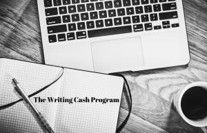 the writing cash program