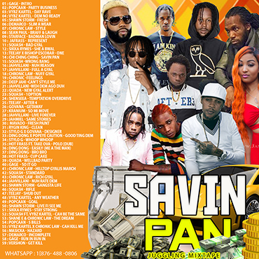 Dj Roy Savin Pan Dancehall Mix 2019