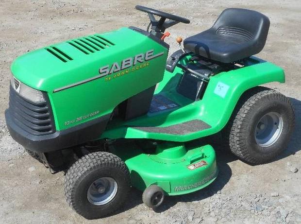 John Deere Sabre >> Download John Deere Sabre 1338 1538 15338 1546 1638 1646 Gs Hs Lawn Tractor Technical Repair Manual Tmgx10131