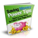 Saving Money Power Tips | eBooks | Finance