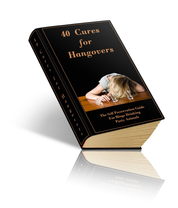 First Additional product image for - 40 Cures For Hangovers