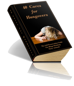 40 Cures For Hangovers | eBooks | Health
