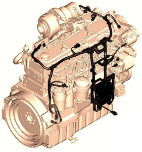 download john deere powertech 6090 engine lev. 14, fuel system with denso common rail lev. 14 ecu technical service repair manual (ctm385)