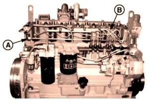 download john deere powertech 6068 & 6081 diesel engines lev.3 fuel systems w.bosch in-line pump technical service repair manual (ctm134)