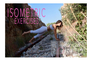 pilates with dorita - isometric exercises