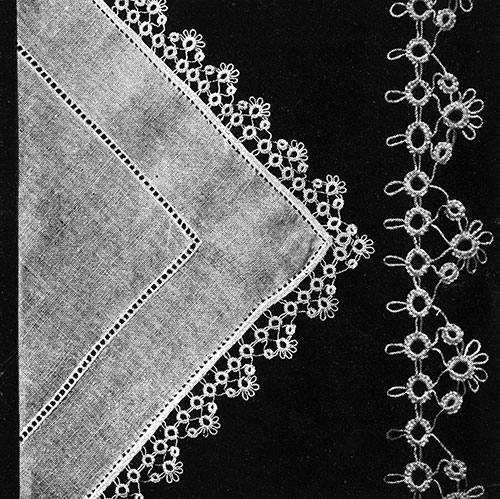 Fourth Additional product image for - The Learn How Book | Book No. 98 | The Spool Cotton Company DIGITALLY RESTORED PDF