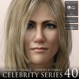 celebrity series 40 for genesis 3 and genesis 8 female