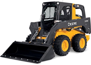 download john deere 326e skid steer loader with manual controls technical service repair manual tm13092x19