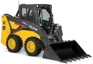 download john deere 316gr, 318g skid steer loader with manual controls diagnostic, operation and test service manual tm13848x19