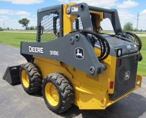 download john deere 318e, 320e skid steer loaders with manual controls diagnostic, operation and test service manual tm13006x19