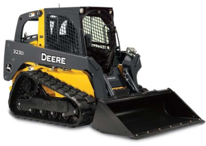 download john deere 319d, 323d skid steer loader manual controls diagnostic, operation and test service manual tm11414