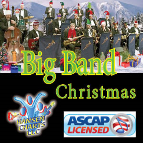 First Additional product image for - Santa Claus Is Coming to Town Inspired by Bruce Springsteen and Glee custom arranged for vocal solo with 5444+ big band.
