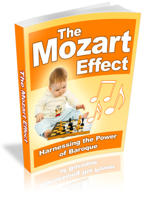 First Additional product image for - The Mozart Effect harnessing the power of baroque