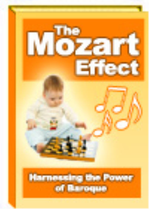 Second Additional product image for - The Mozart Effect harnessing the power of baroque