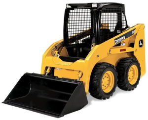 download john deere 313, 315 skid steer loader; ct315 compact track loader diagnostic, operation and test service manual tm10605