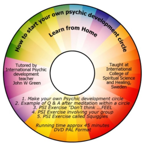 how to make a psychic development circle