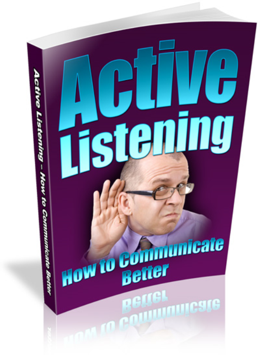 First Additional product image for - Active Listening