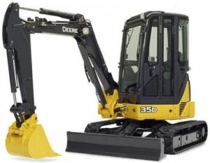 download john deere 35d and 50d compact excavator diagnostic, operation and test service manual tm2263