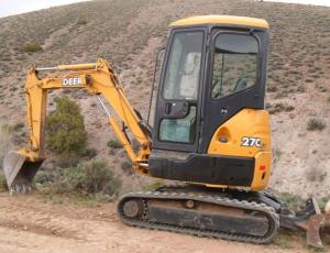 download john deere 27czts and 35czts compact excavator technical service repair manual tm2053