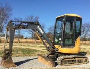download john deere 27zts compact excavator technical service repair manual tm1837