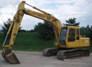 download john deere 490d and 590d excavator diagnostic, operation and test service manual tm1389