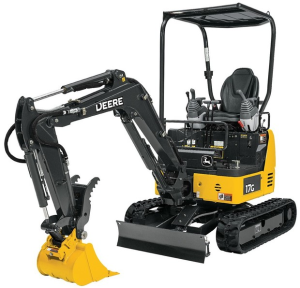 download john deere 17g (sn. from 225001) compact excavator technical service repair manual tm13326x19