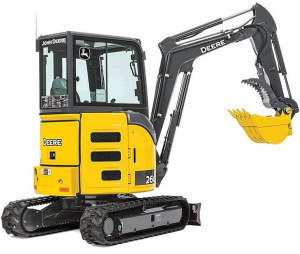 download john deere 26g (sn.2060001-) compact excavator diagnostic, operation and test service manual tm13323x19