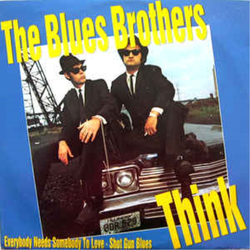First Additional product image for - Think by Aretha Franklin – Custom five piece horn section. Blues Brothers Version
