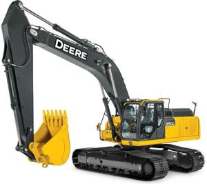 download john deere 350glc excavator technical service repair manual tm12179
