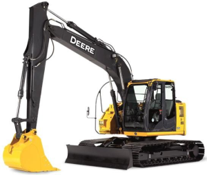 download john deere 135d rts excavator diagnostic, operation and test service manual tm10742