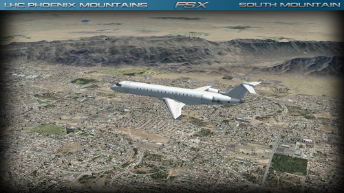 Fourth Additional product image for - LHC_Phoenix_Mountains
