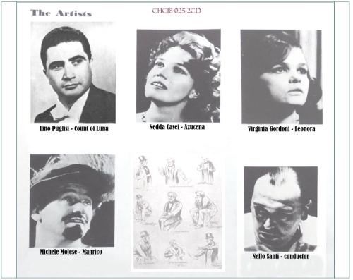 Second Additional product image for - Verdi: Il Trovatore