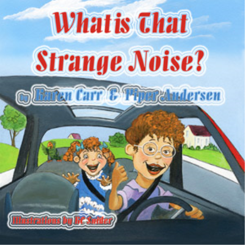 First Additional product image for - What is that Strange Noise?