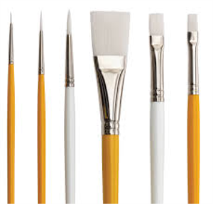 #1 set of brushes | Other Files | Arts and Crafts