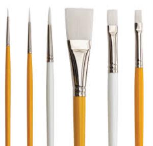 #1 set of brushes
