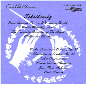 Tchaikovsky: Piano Concerto No. 1 - Magaloff/Violin Concerto - Varga | Music | Classical
