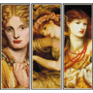 rosetti bookmark collection vol. 1 cross stitch patterns by cross stitch collectibles