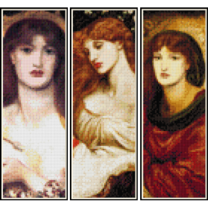 rosetti bookmark collection vol. 2 cross stitch patterns by cross stitch collectibles