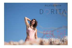 Pilates with Dorita - FEEL THE DIFFERENCE | Movies and Videos | Fitness