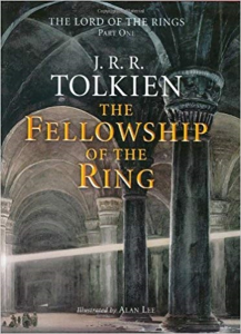 tolkien,j.r.r.	the fellowship of the ring