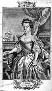 empress catherine the great of russia, john mottley, 1739