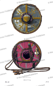 shields of a russian king, fedor grigor'evich, 1860
