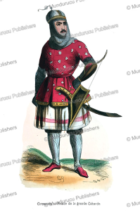 circassian prince of the great gabarde, s.b., 1845