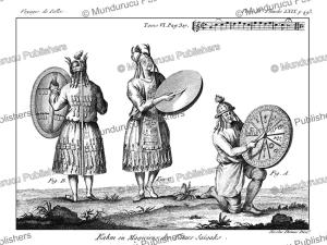 saigak tartars magicians, simon pallas, 1776